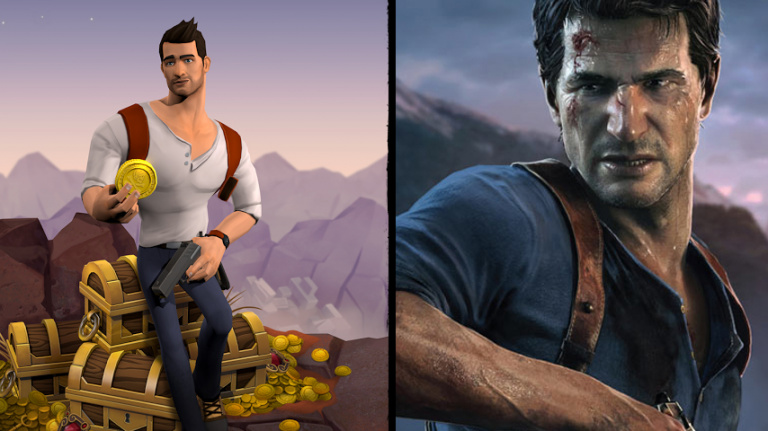 Un free-to-play Uncharted débarque sur mobiles