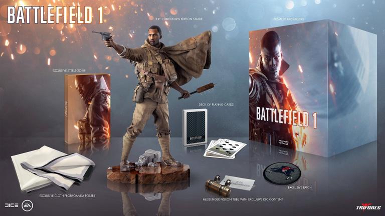 Battlefield 1 présente son édition collector à 219 dollars