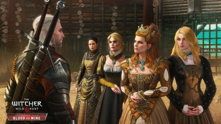 The Witcher 3 : Blood and Wine, la date dévoilée par erreur ?