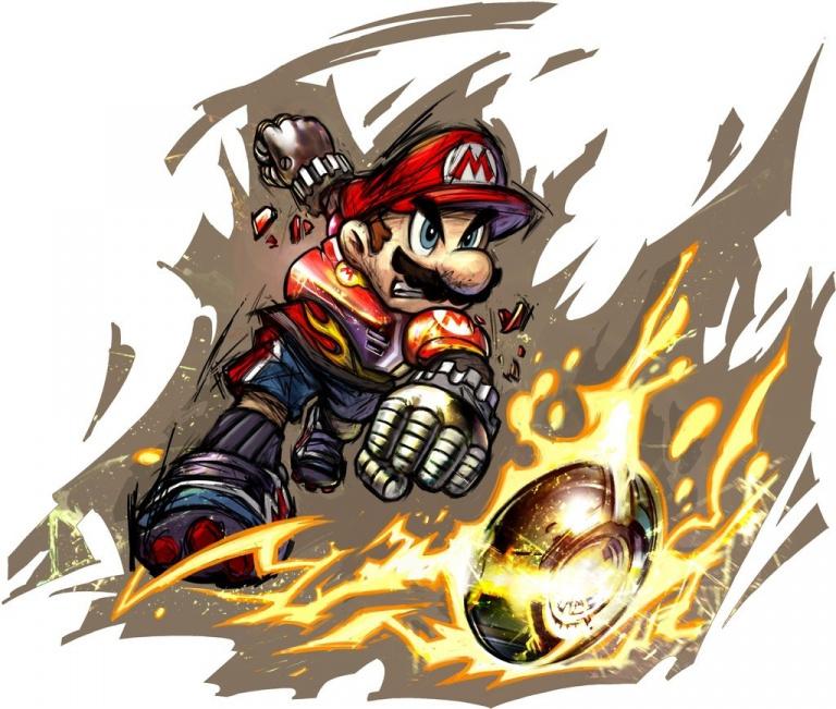 Nintendo réédite Mario Strikers Charged Football sur Wii U