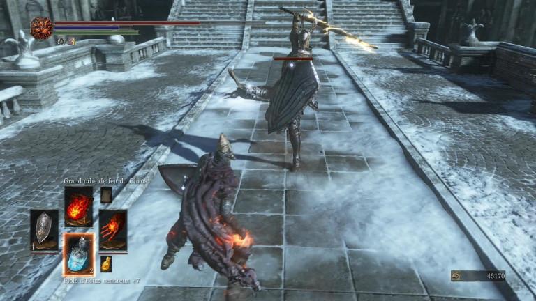 Dark Souls 3 : les meilleures classes pour commencer l'aventure