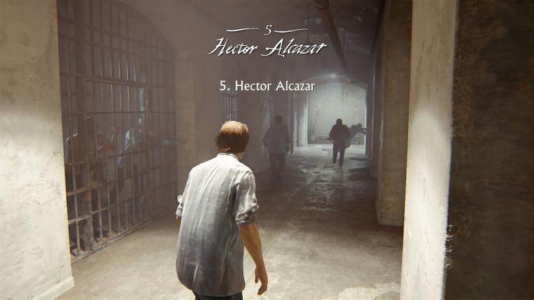 Chapitre 5 - Hector Alcazar