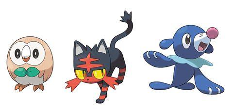 Pokemon Lune et Soleil : Date de sortie, starters et légendaires dévoilés