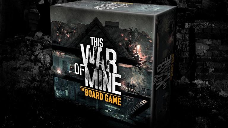 This War of Mine : le jeu de plateau lancé sur Kickstarter