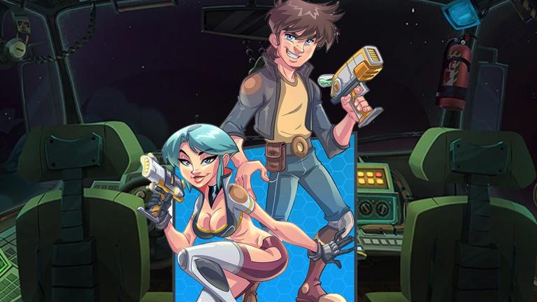 Starflint, un Point'n Click SF se lance sur Kickstarter