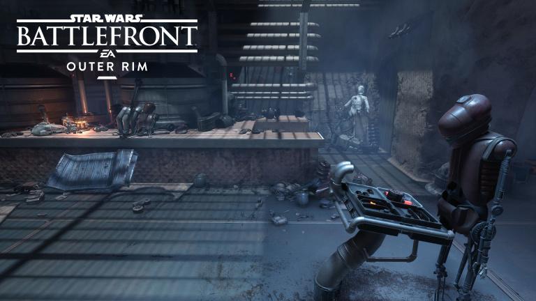 Star Wars Battlefront : Bordure Extérieure en accès libre