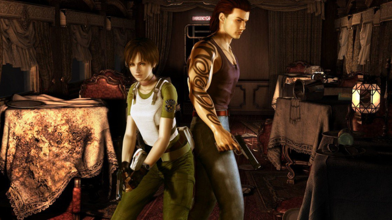 800 000 copies pour Resident Evil 0 Remaster