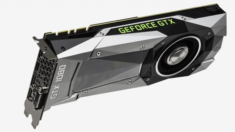 NVIDIA GTX 1080 : Notre test de la nouvelle carte haut de gamme du fabricant