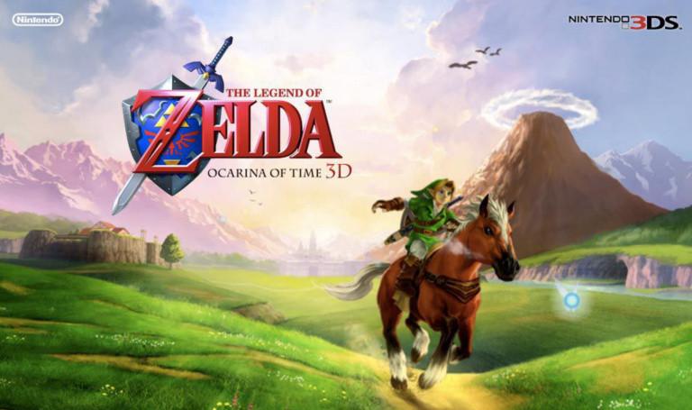 Cinq jeux 3DS Nintendo Selects de plus
