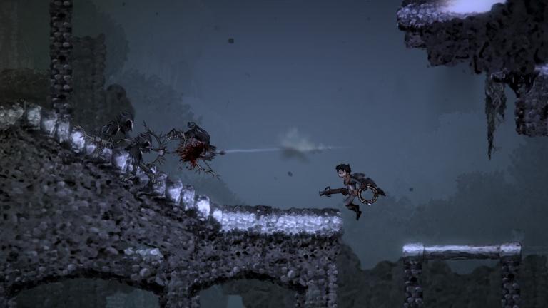 Salt and Sanctuary disponible sur PC via Steam