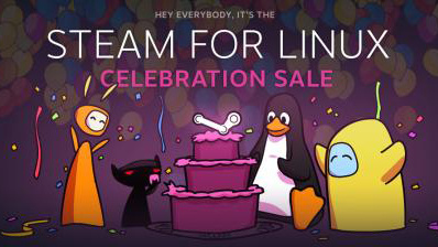 Linux et les jeux vidéo : une histoire d'amour qui revient de loin
