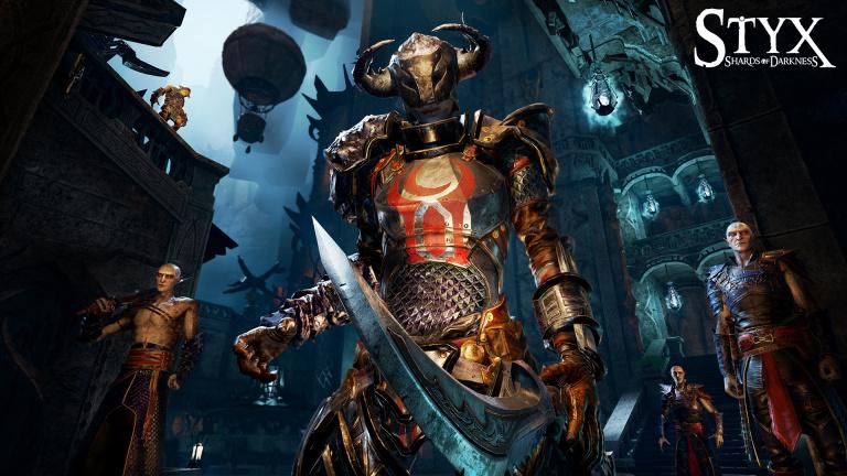 Styx : Shards of Darkness dévoile ses ennemis en images