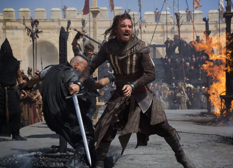 Exclu - Assassin's Creed le film – Nous étions sur le tournage !