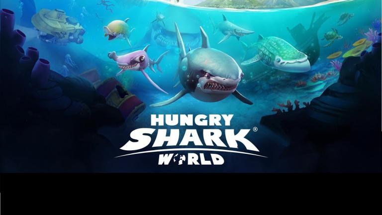 Hungry Shark World : liste des requins, progresser sans payer... Notre guide du jeu mobile du moment