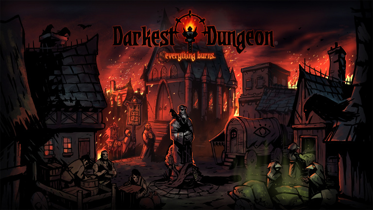 "Darkest Dungeon : La mise à jour ""Everything Burn"" enfin disponible"