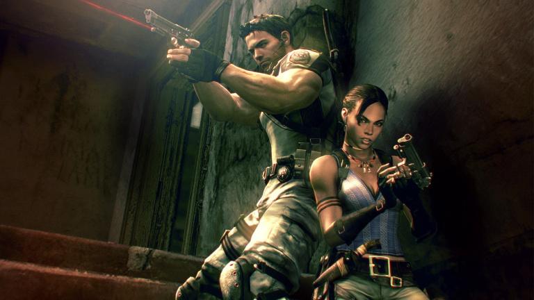 Resident Evil 5 : L'infection se répand sur mobiles