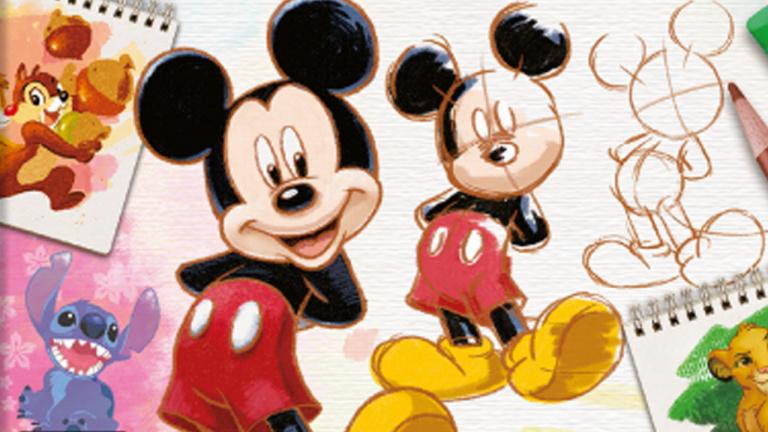 Disney Art Academy sortira le 15 juillet 2016