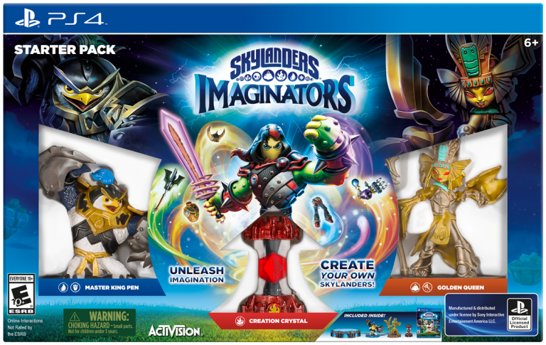 Skylanders Imaginators - Premières révélations !