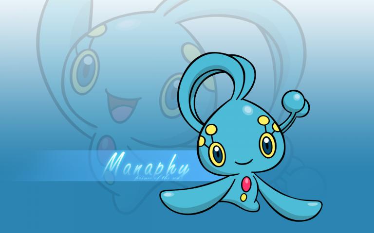 Pokémon : Manaphy offert aux joueurs