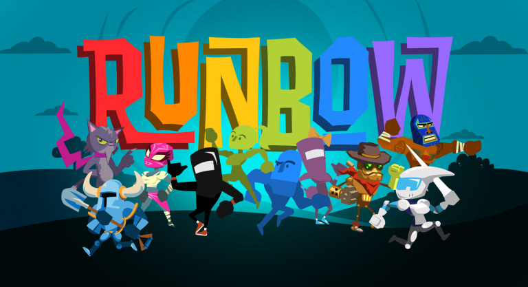 Runbow listé sur 3DS par Amazon