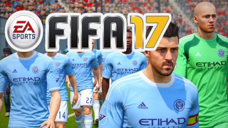 FIFA 17 annoncé par EA avec un trailer