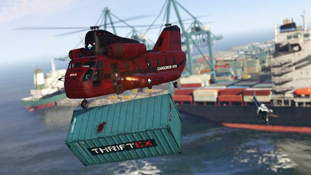 """GTA Online: La mise à jour """"Haute Finance et Basses Besognes"""" disponible"""