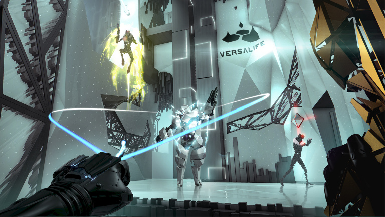 Deus Ex : Mankind Divided, Breach, Go... plus qu'un jeu, un univers