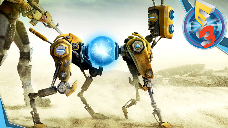 ReCore - Une aventure atypique : E3 2016