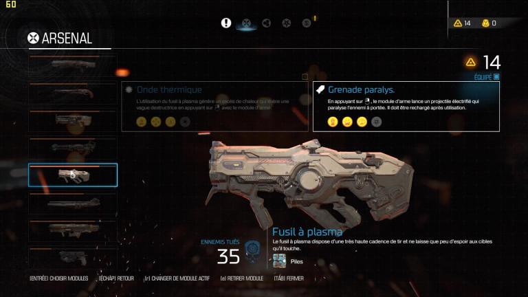 Fusil à plasma