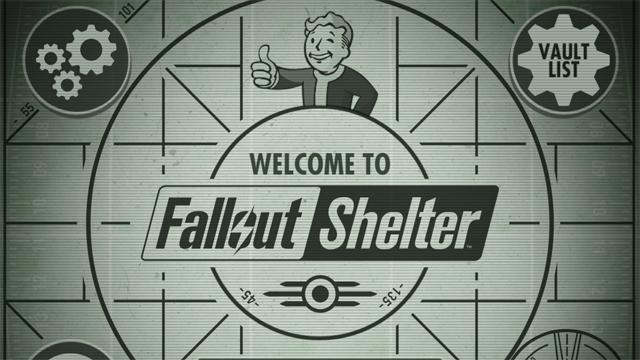 E3 2016 : Fallout Shelter mis à jour et porté sur PC