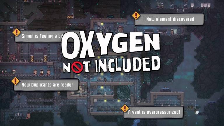 E3 2016 : Oxygen not Included annoncé par le créateur de Don't Starve
