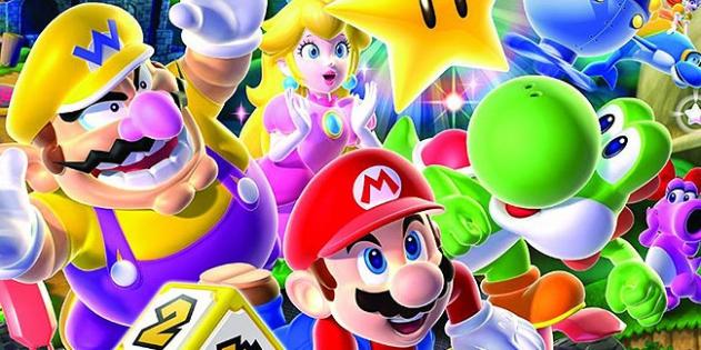 E3 2016 : Mario Party Star Rush annoncé sur 3DS