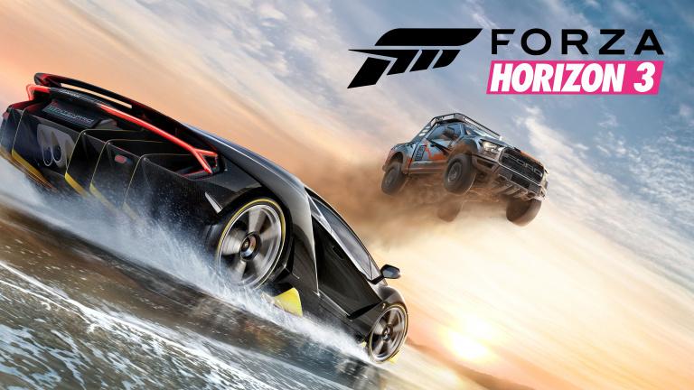 Forza Horizon 3, défis, voitures à débloquer, EXP facile... Notre guide complet (MàJ)