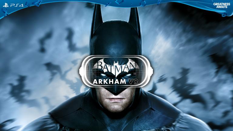 E3 2016 : Le gameplay de Batman Arkham VR se précise doucement