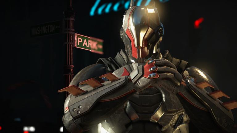Injustice 2 - Le jeu de combat assaisonné au RPG : E3 2016