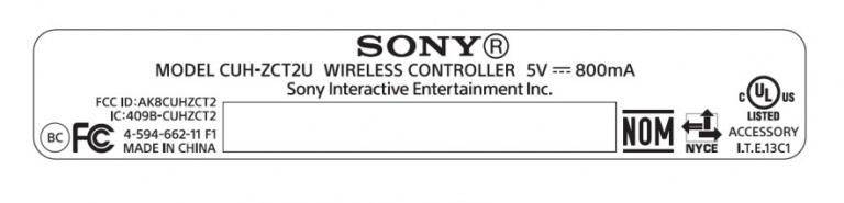 PlayStation 4 : Une nouvelle manette en préparation ?