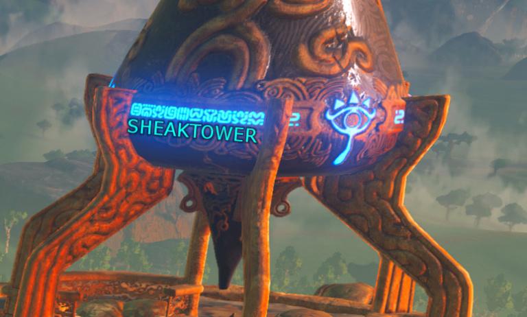 E3 2016 : Zelda - Des messages en hylien cachés dans la démo