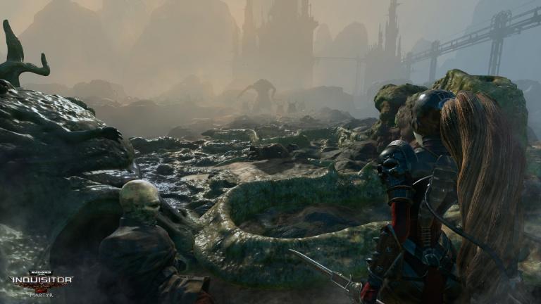 Warhammer 40K Inquisitor Martyr - La croisade du Hack'n Slash : E3 2016