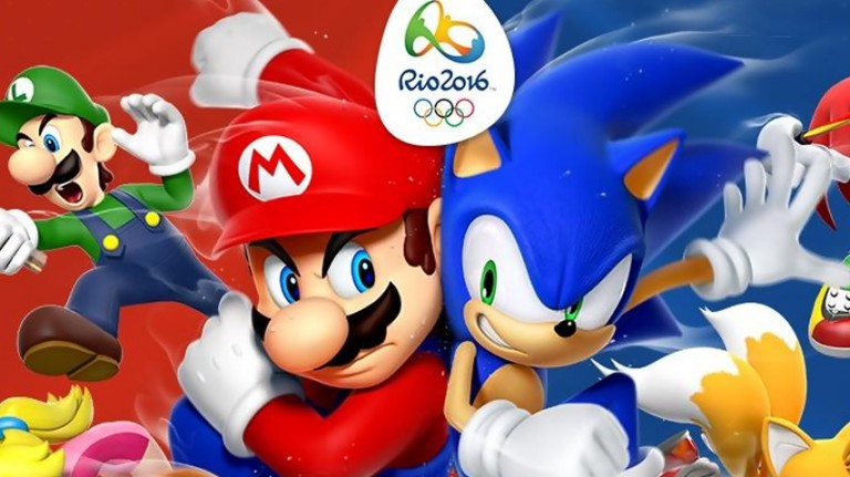 test du jeu mario et sonic aux jeux olympiques de rio 2016 du multi preuves manquant de. Black Bedroom Furniture Sets. Home Design Ideas