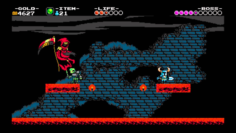 Shovel Knight : le terrible Specter Knight bientôt jouable