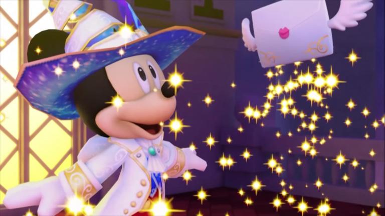 Disney Magical World 2 daté en France