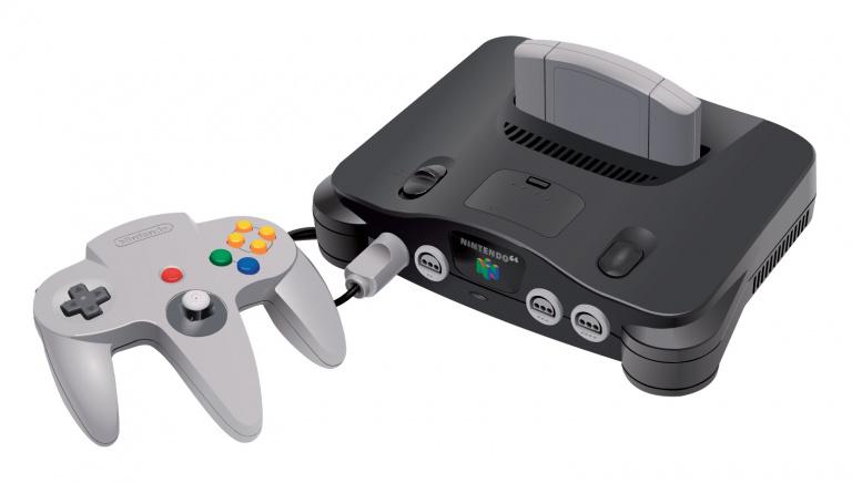 Live à 18h : La Nintendo 64 a 20 ans !
