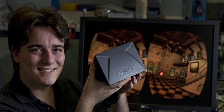Palmer Luckey compte sur les exclusivités pour booster la réalité virtuelle
