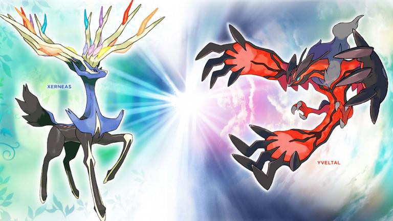 2 pok mon l gendaires chromatiques distribu s japan expo - Pokemon x et y legendaire ...
