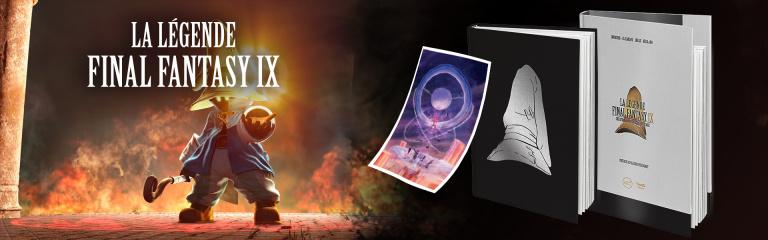 Final Fantasy IX : Un nouvel ouvrage chez Third Editions