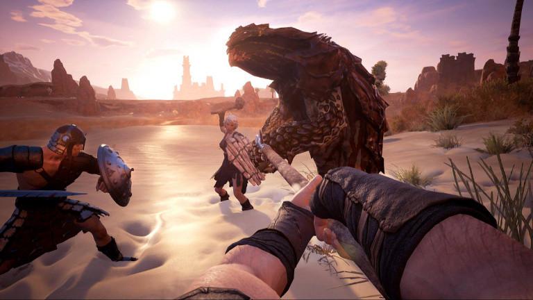 Dégâts des épées - Guide Conan Exiles - jeuxvideo com