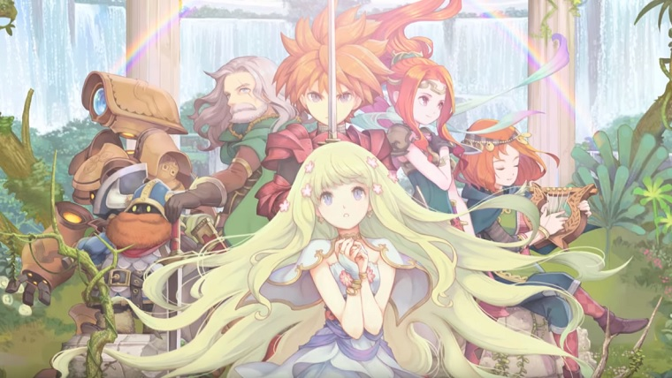 Adventures of Mana : La version PS Vita arrive en Europe