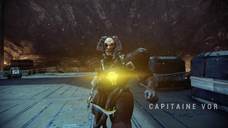 Capitaine Vor