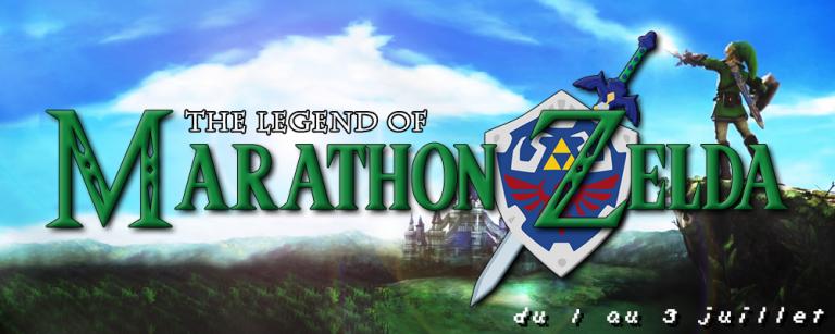 Plus de 50 heures de Zelda sur Gaming Live ce week-end