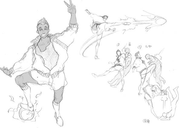 Street Fighter 5 : Ces personnages et stages auraient pu faire partie du jeu